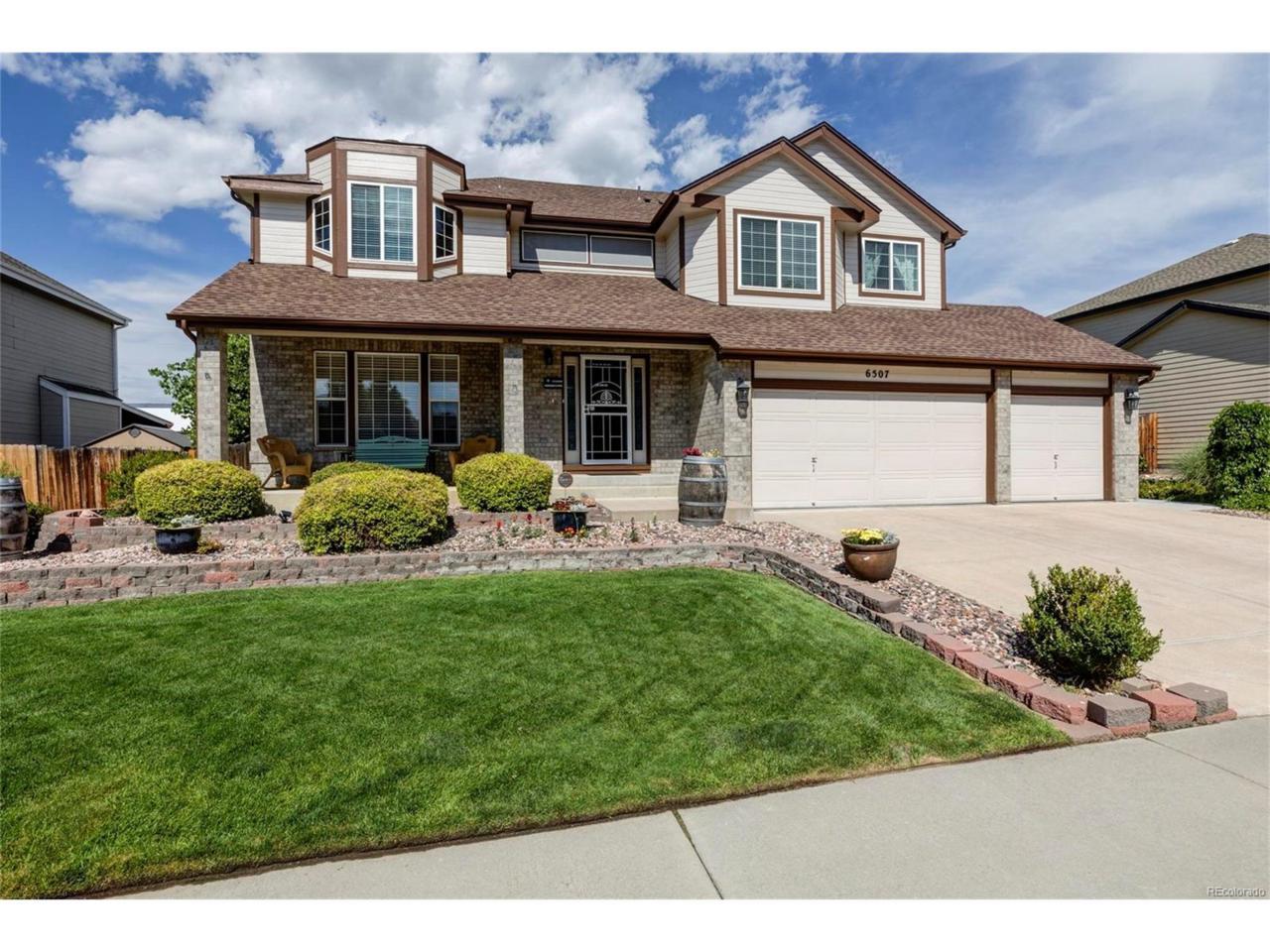 6507 Torrey Court, Arvada, CO 80007 (MLS #7951231) :: 8z Real Estate