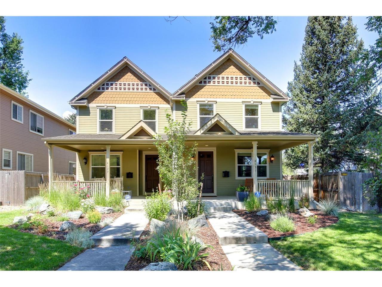 4131 Xavier Street, Denver, CO 80212 (MLS #7951317) :: 8z Real Estate