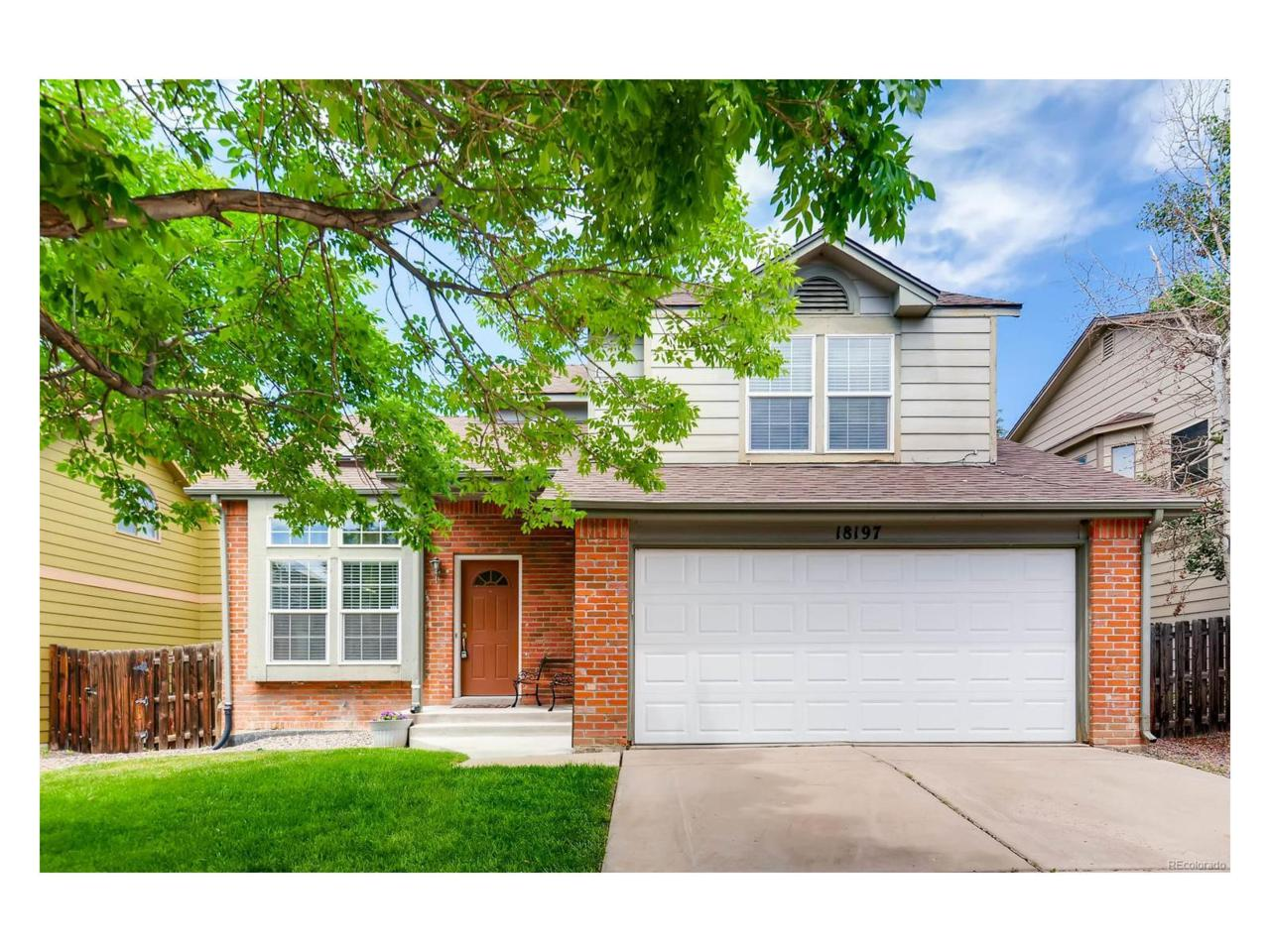 18197 E Harvard Place, Aurora, CO 80013 (MLS #7952895) :: 8z Real Estate