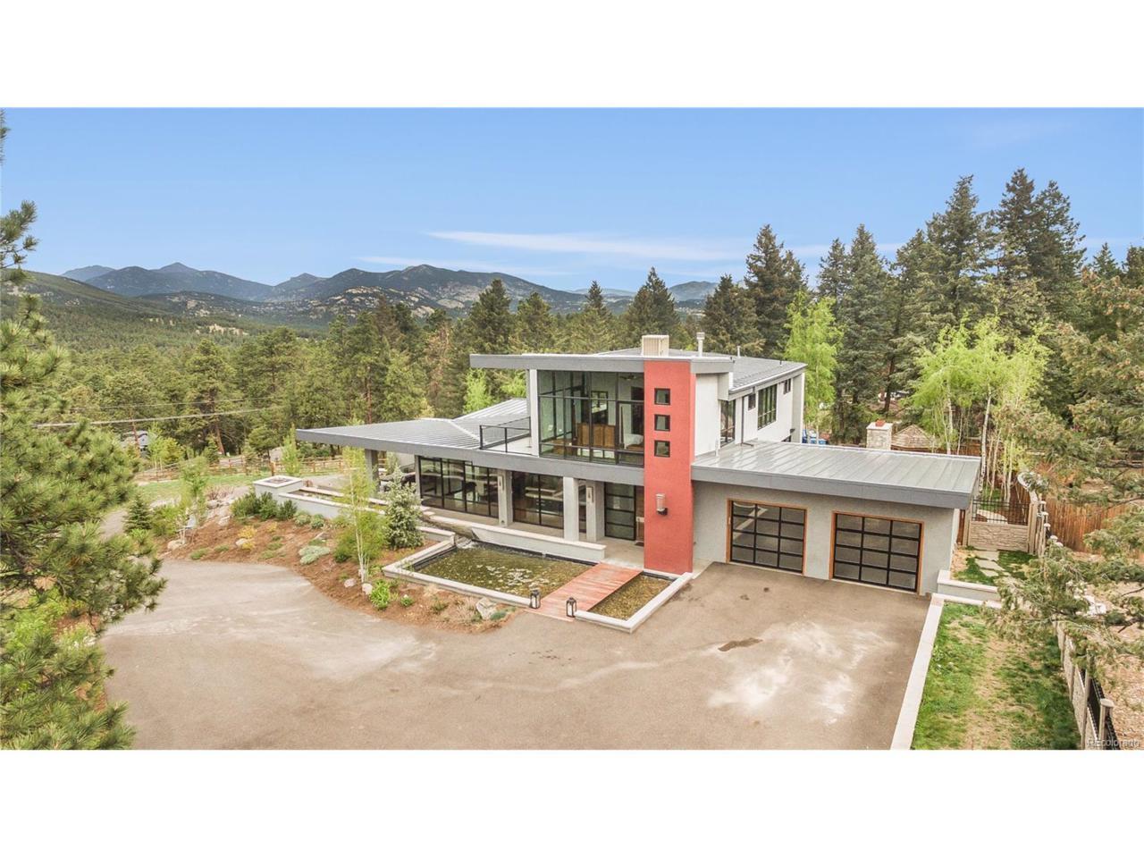 6520 Highway 73, Evergreen, CO 80439 (MLS #7964946) :: 8z Real Estate
