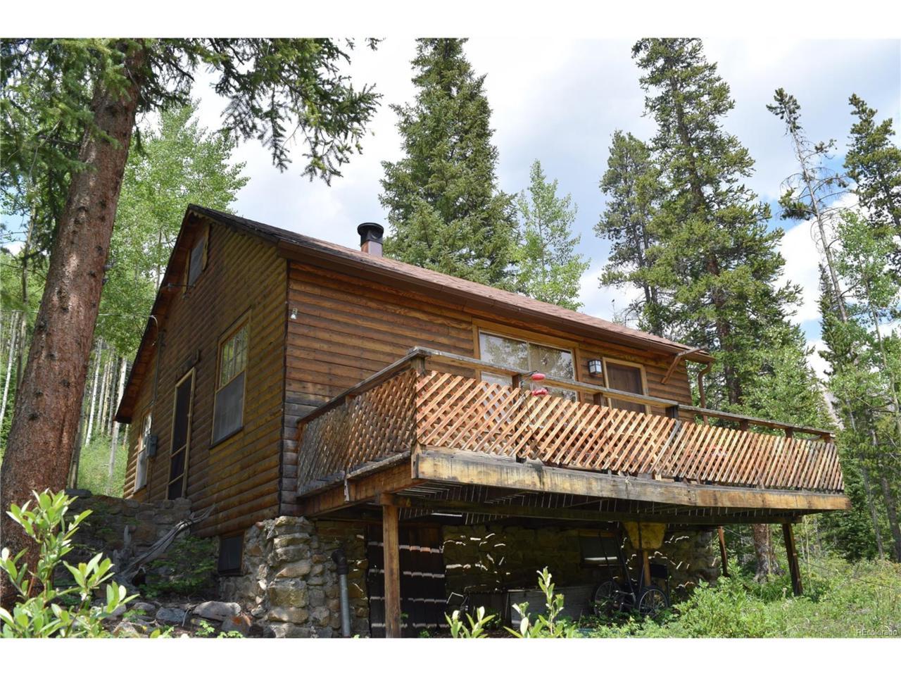 4361 Herman Gulch Road, Silver Plume, CO 80476 (MLS #7986003) :: 8z Real Estate