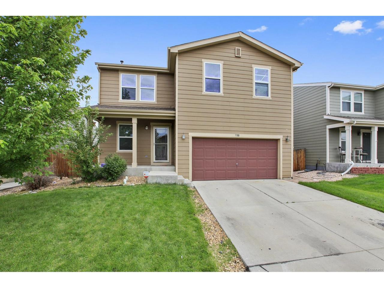5388 Laredo Court, Denver, CO 80239 (MLS #7995149) :: 8z Real Estate
