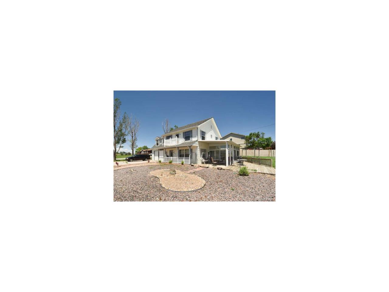 580 S Pine, Keenesburg, CO 80643 (MLS #7997435) :: 8z Real Estate