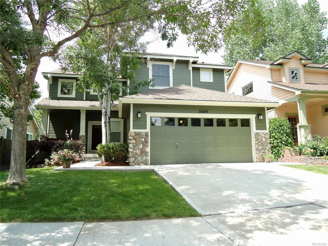 5609 S Harlan Street, Littleton, CO 80123 (MLS #8009523) :: 8z Real Estate