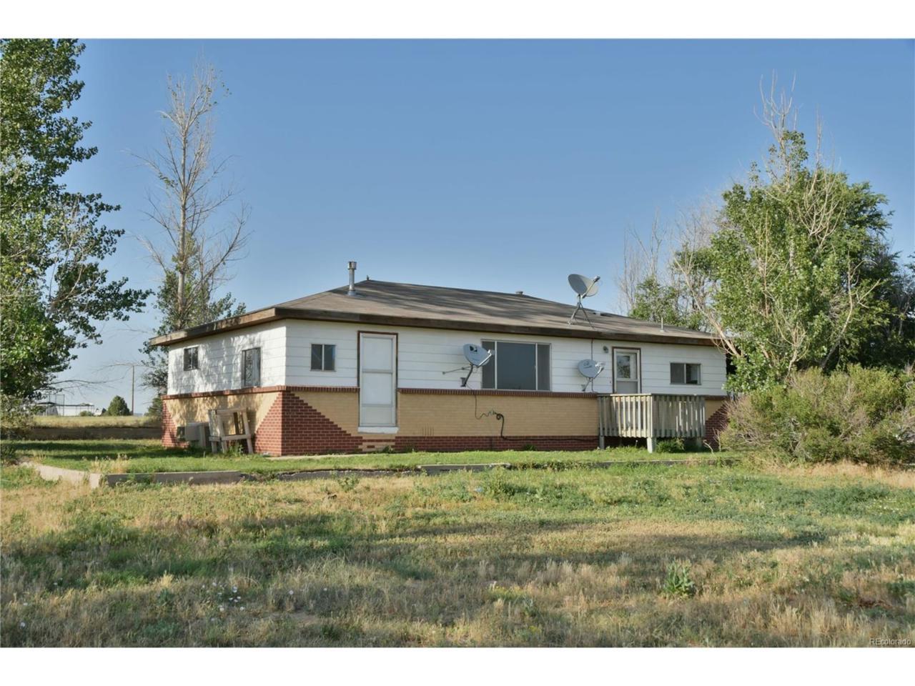 20700 E 152nd Avenue, Brighton, CO 80603 (MLS #8017963) :: 8z Real Estate