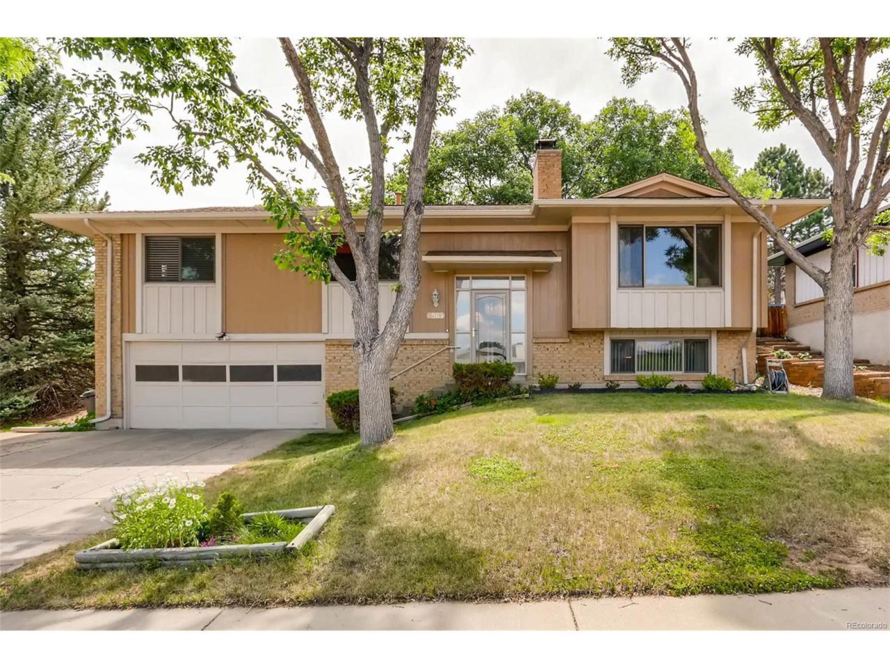 1963 S Xenon Street, Lakewood, CO 80228 (MLS #8092560) :: 8z Real Estate