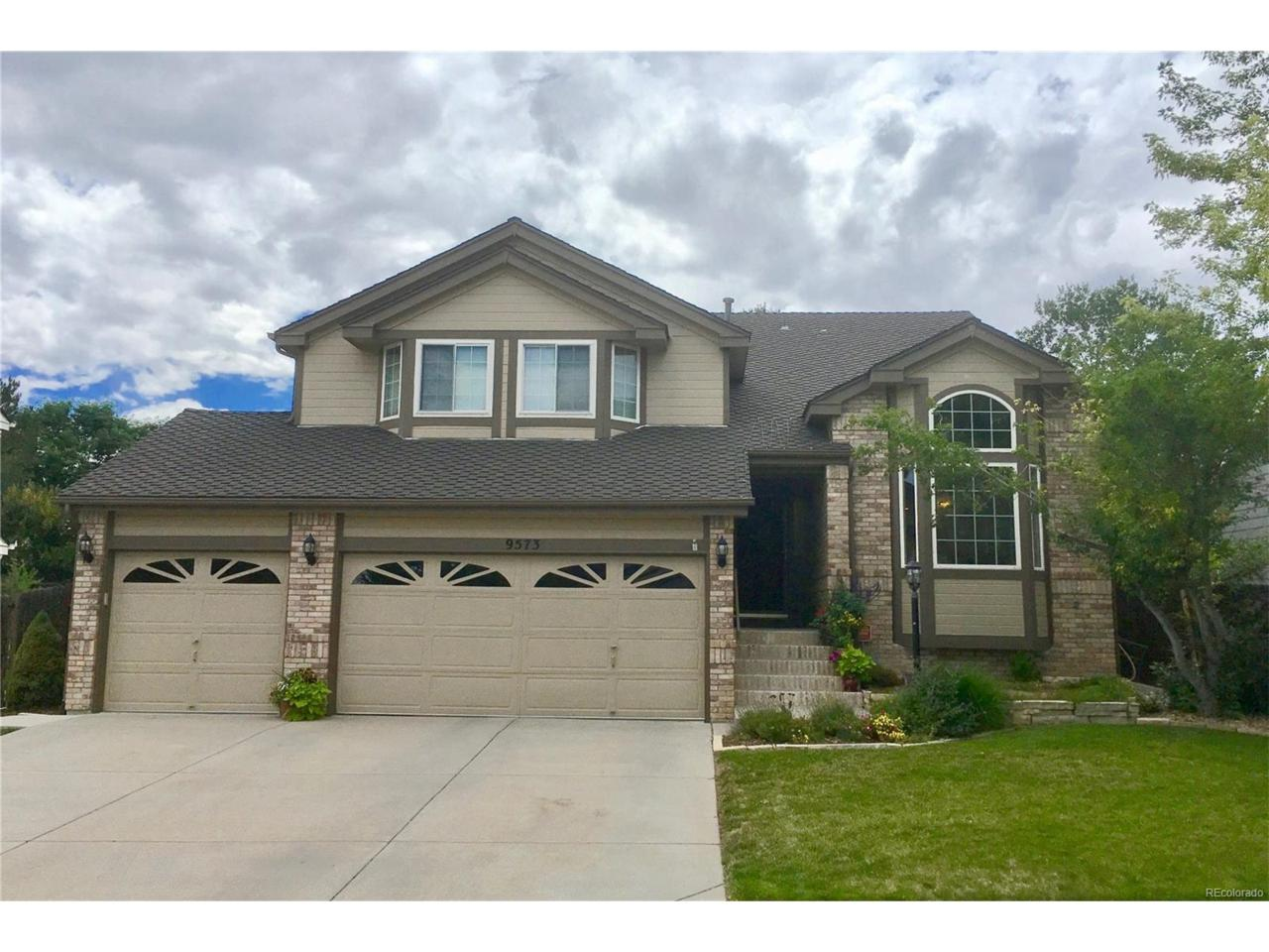 9573 Las Colinas Drive, Lone Tree, CO 80124 (MLS #8099352) :: 8z Real Estate