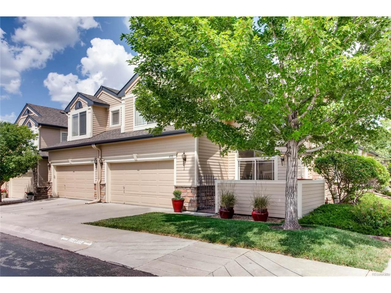 4358 S Quail Street, Littleton, CO 80127 (MLS #8102642) :: 8z Real Estate