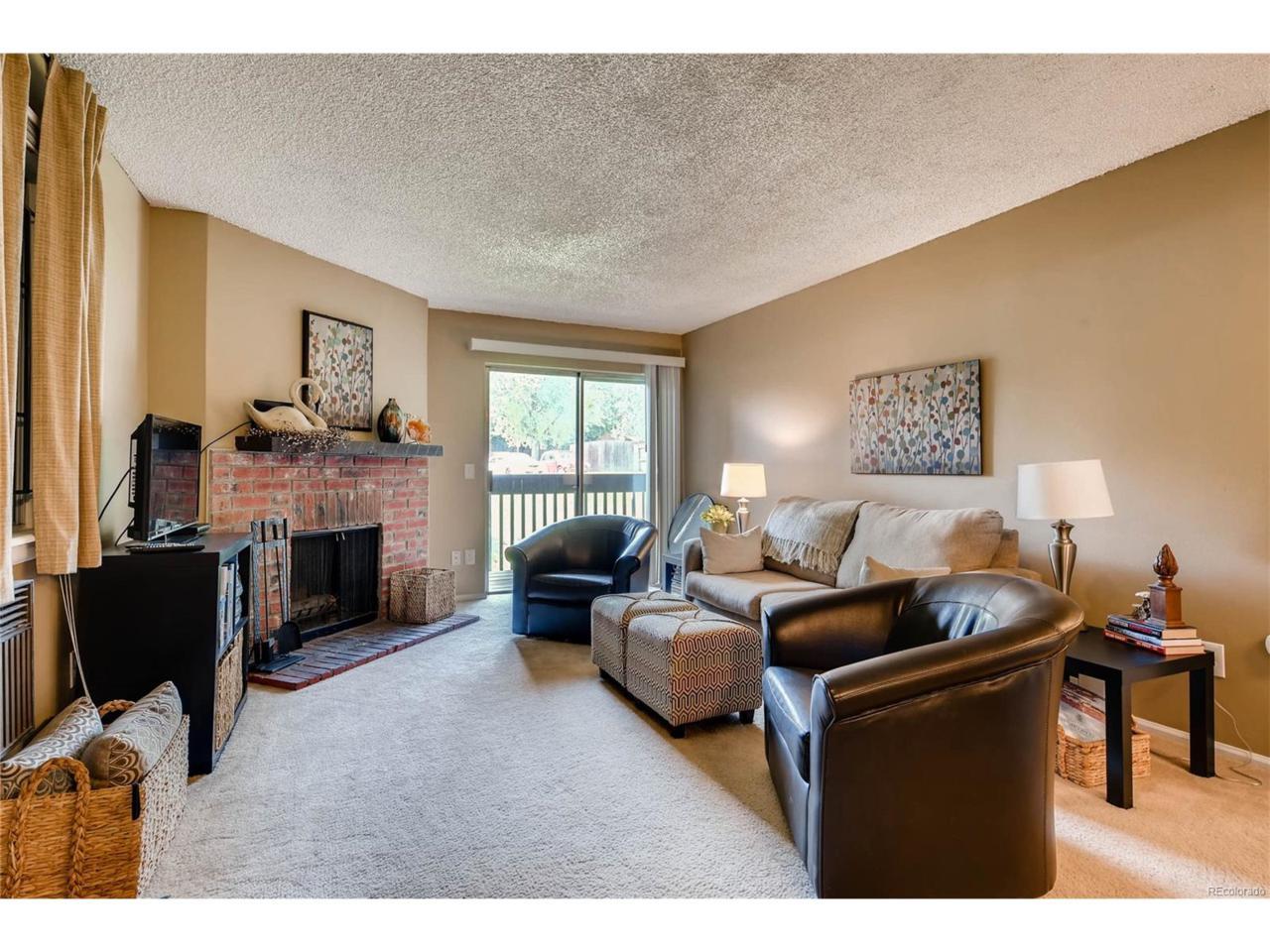 14652 E 2nd Avenue 206D, Aurora, CO 80011 (MLS #8104434) :: 8z Real Estate
