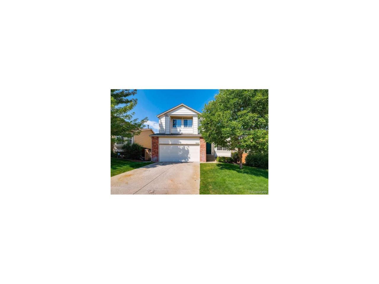 9621 Castle Ridge Circle, Highlands Ranch, CO 80129 (MLS #8112416) :: 8z Real Estate