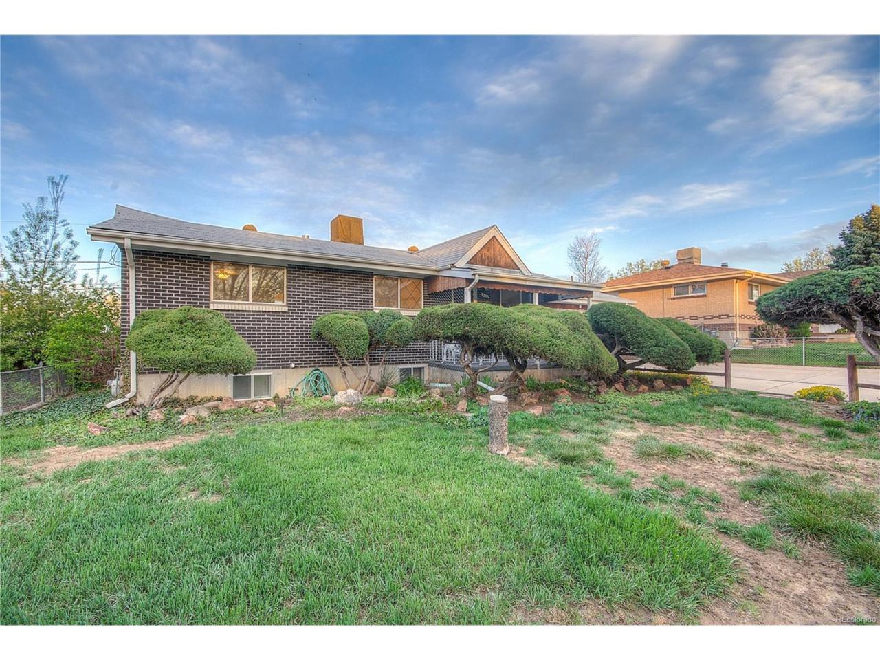 5402 Shoshone Street, Denver, CO 80221 (MLS #8121121) :: 8z Real Estate