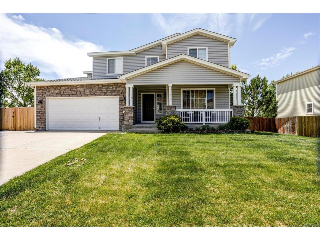21570 Longs Peak Lane, Parker, CO 80138 (MLS #8127570) :: 8z Real Estate