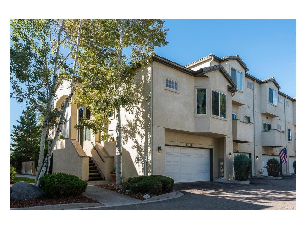 6158 E Yale Avenue, Denver, CO 80222 (#8131495) :: Thrive Real Estate Group
