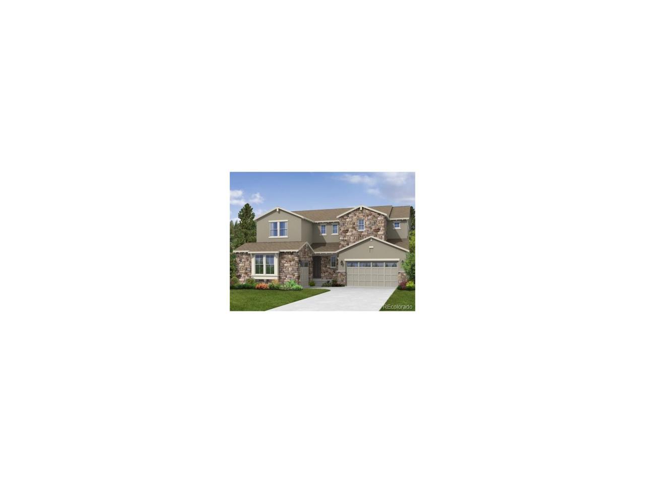 10156 Atlanta Street, Parker, CO 80134 (MLS #8147581) :: 8z Real Estate