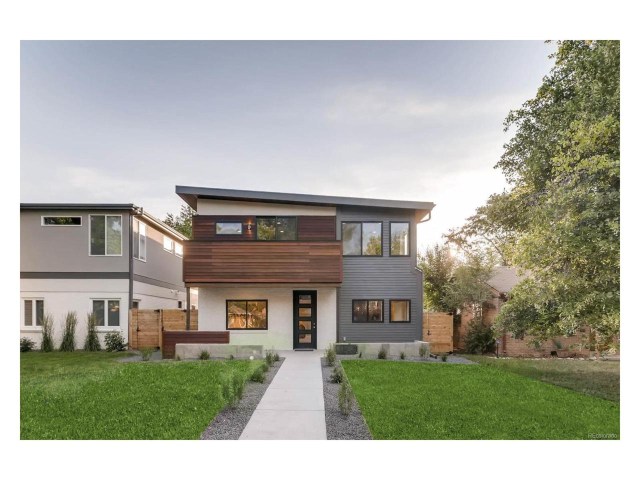 1125 Locust Street, Denver, CO 80220 (MLS #8158019) :: 8z Real Estate