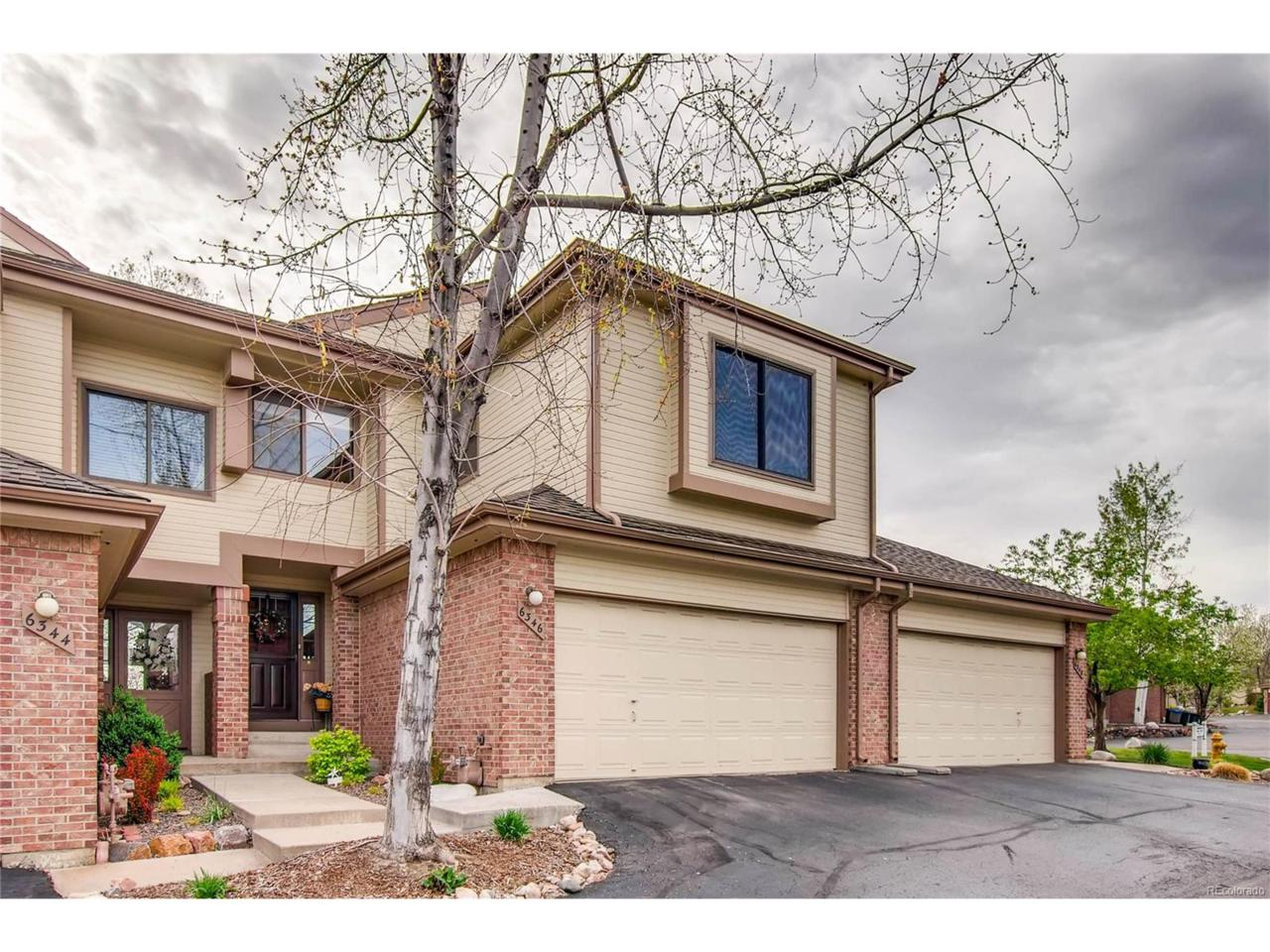 6346 S Harrison Court, Centennial, CO 80121 (#8166735) :: Thrive Real Estate Group
