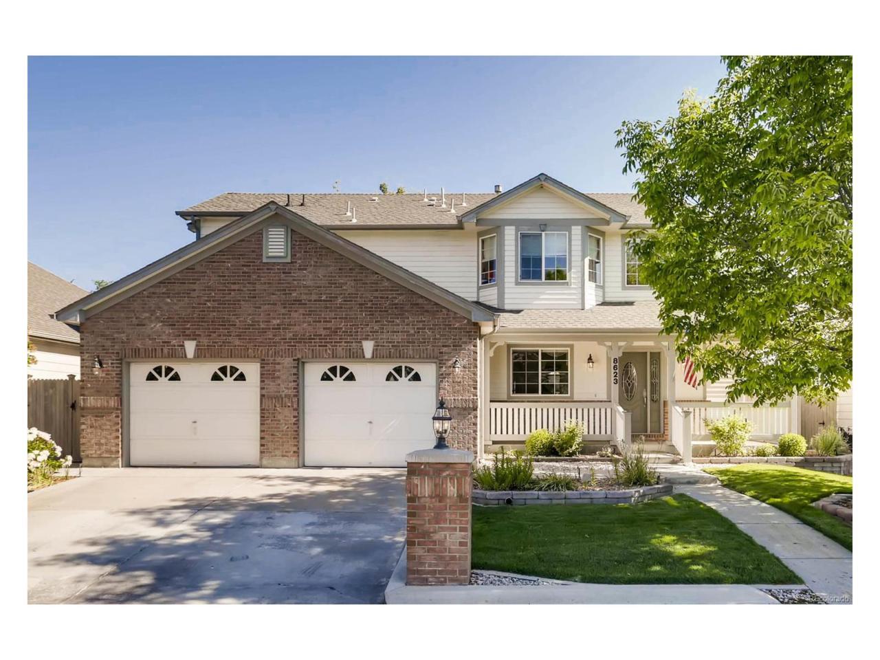 8623 E 105th Court, Henderson, CO 80640 (MLS #8167799) :: 8z Real Estate