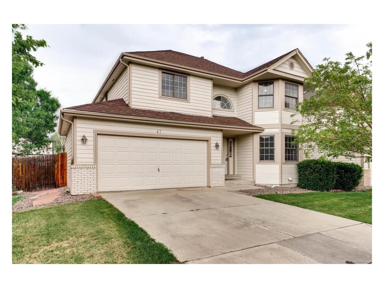 8501 W Union Avenue #47, Denver, CO 80123 (MLS #8180460) :: 8z Real Estate