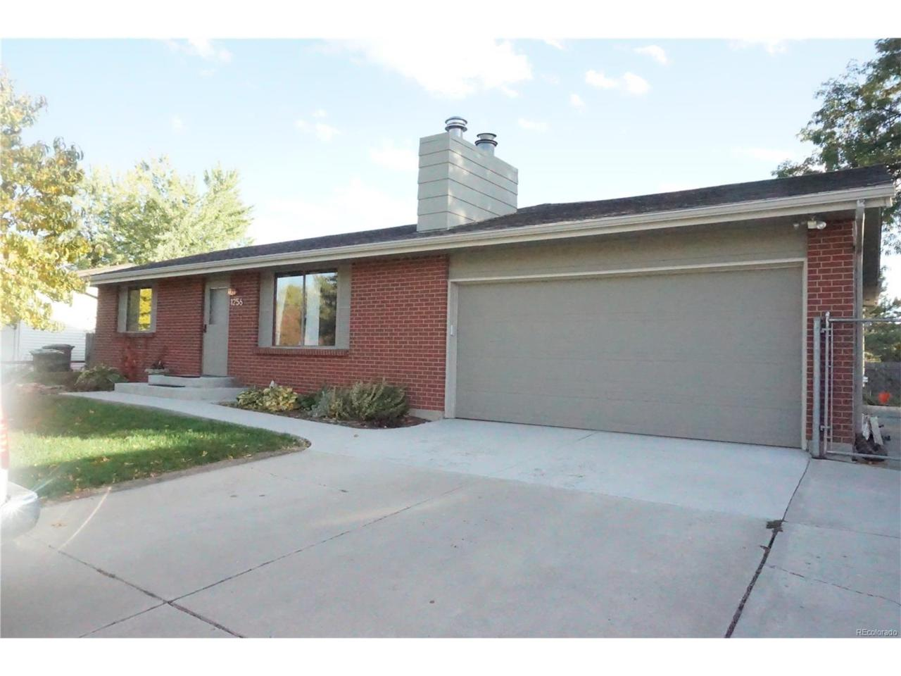 1256 Alpine Place, Loveland, CO 80538 (MLS #8183771) :: 8z Real Estate