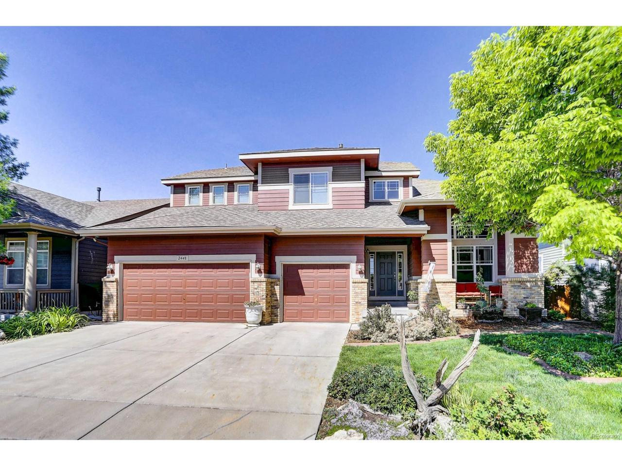2448 White Wing Road, Johnstown, CO 80534 (MLS #8186321) :: 8z Real Estate