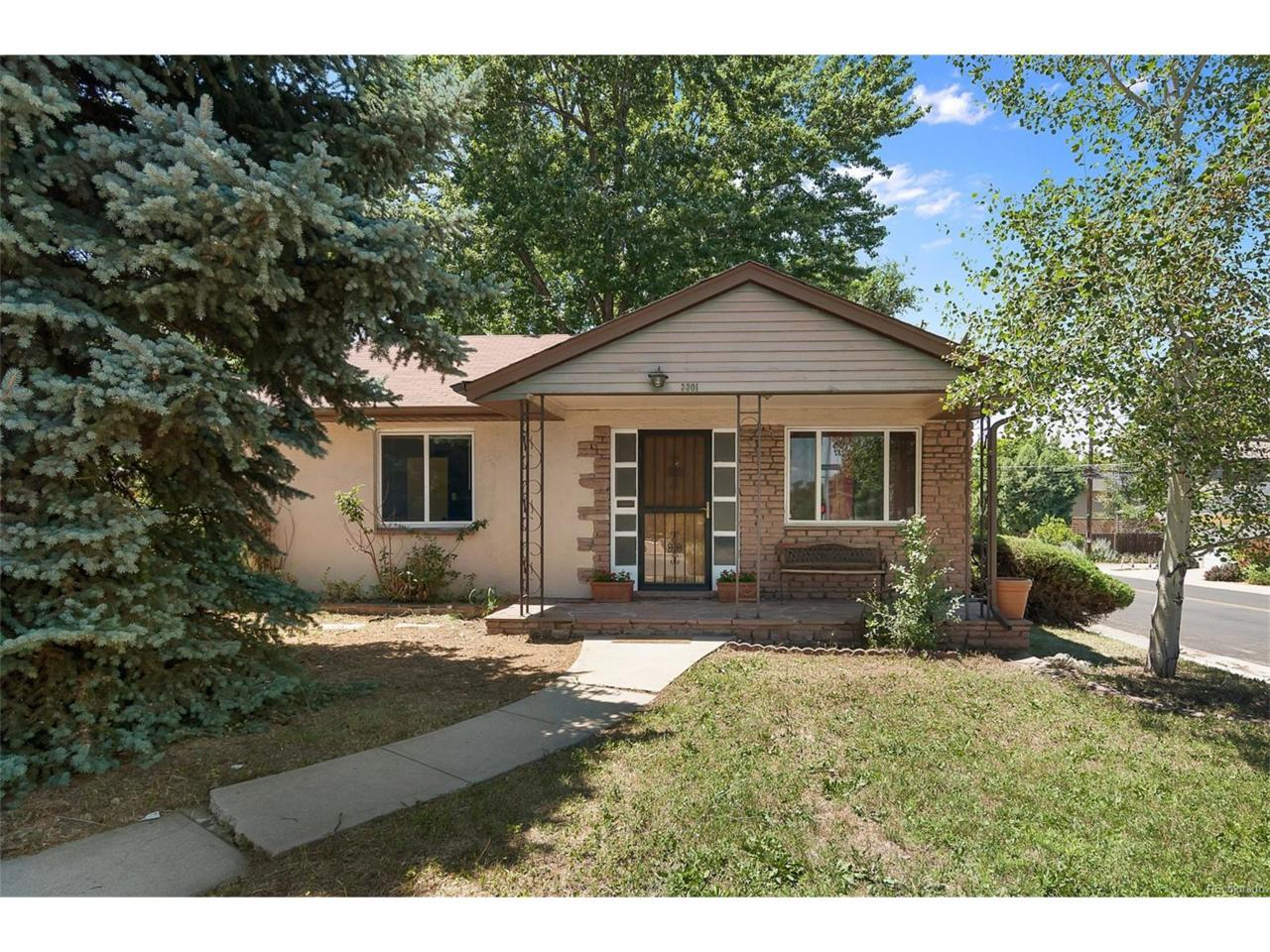 3301 S Downing Street, Englewood, CO 80113 (MLS #8187985) :: 8z Real Estate