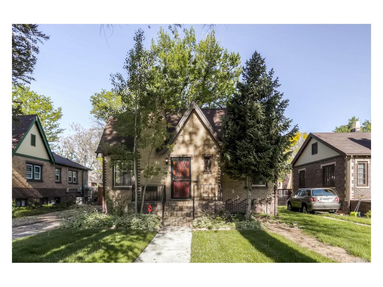 1371 Hudson Street, Denver, CO 80220 (MLS #8189090) :: 8z Real Estate