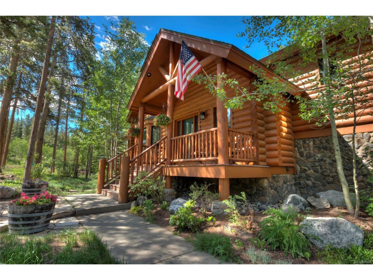 153 Dyer Trail, Breckenridge, CO 80424 (MLS #8206166) :: 8z Real Estate