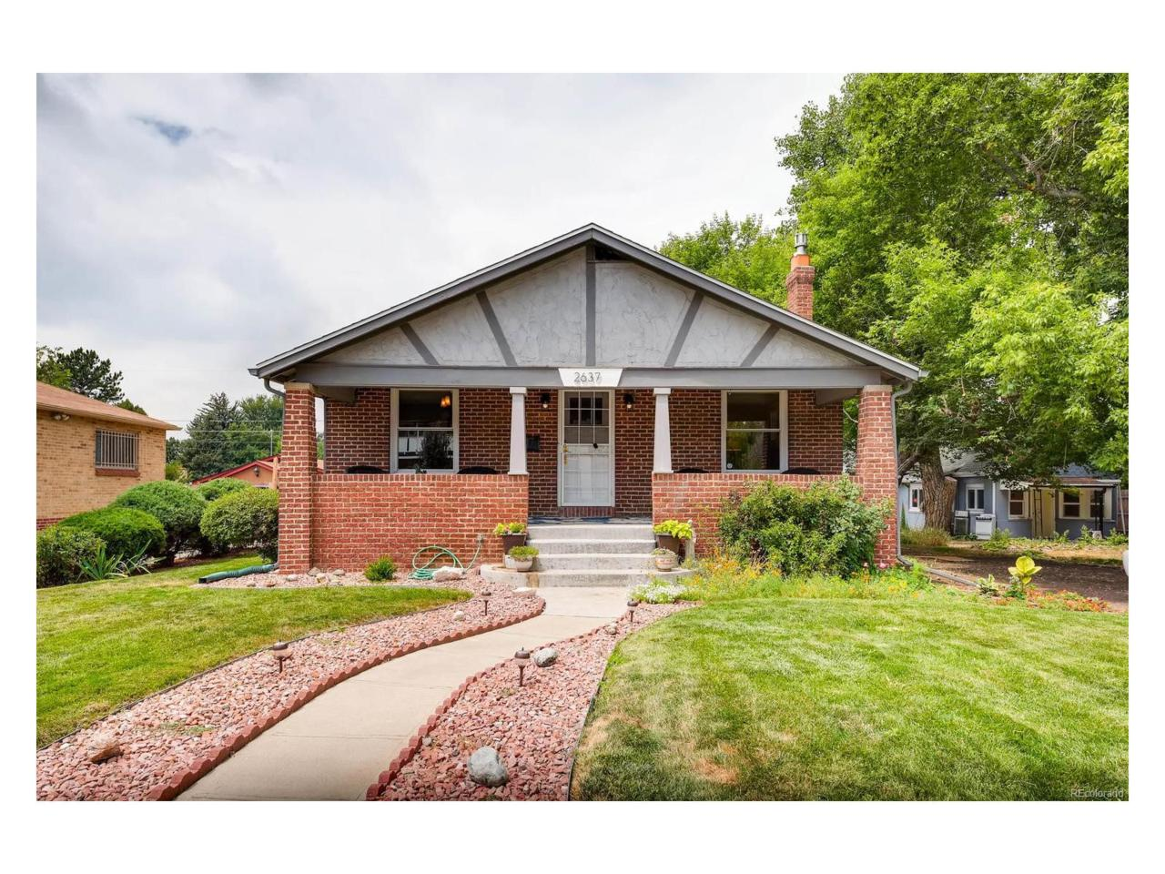 2637 N Garfield Street, Denver, CO 80205 (MLS #8227945) :: 8z Real Estate