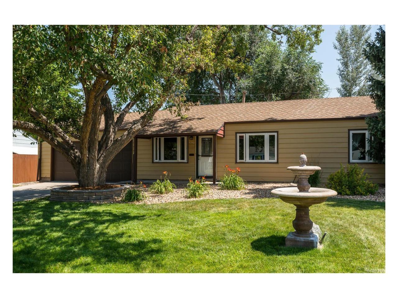 5282 E Dartmouth Avenue, Denver, CO 80222 (MLS #8230193) :: 8z Real Estate