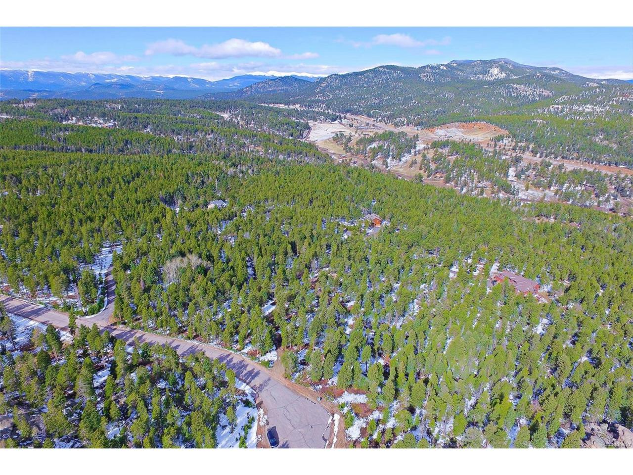 11505 Conifer Ridge Drive, Conifer, CO 80433 (MLS #8232490) :: 8z Real Estate