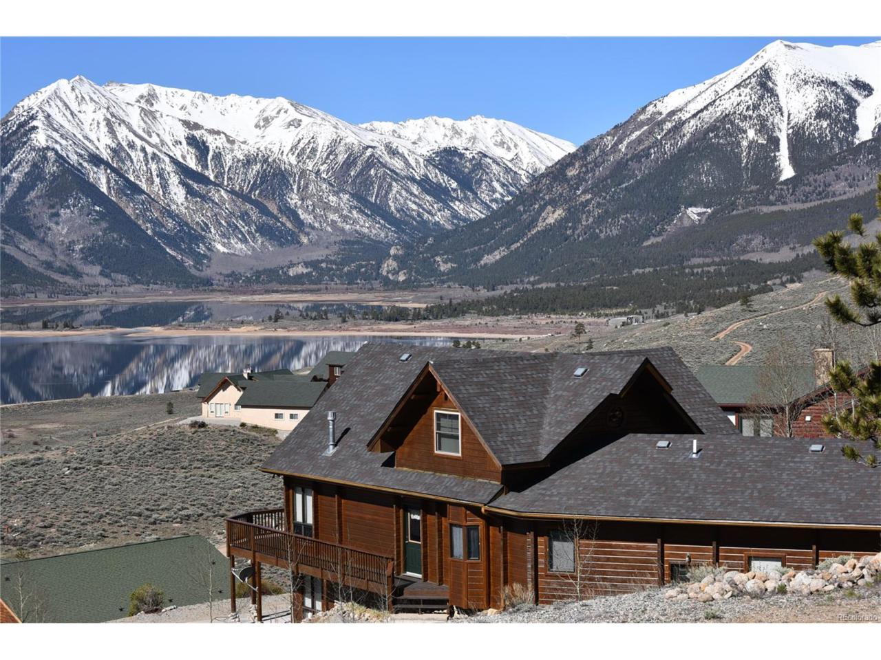 332 Twin Peaks Drive, Twin Lakes, CO 81251 (MLS #8261957) :: 8z Real Estate