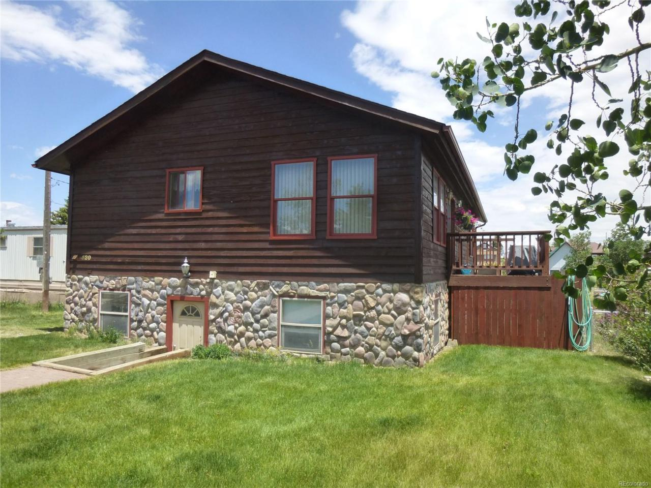 520 Hathaway, Fairplay, CO 80440 (MLS #8263407) :: 8z Real Estate