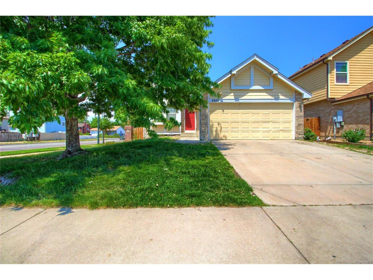 4907 Eugene Court, Denver, CO 80239 (MLS #8279172) :: 8z Real Estate