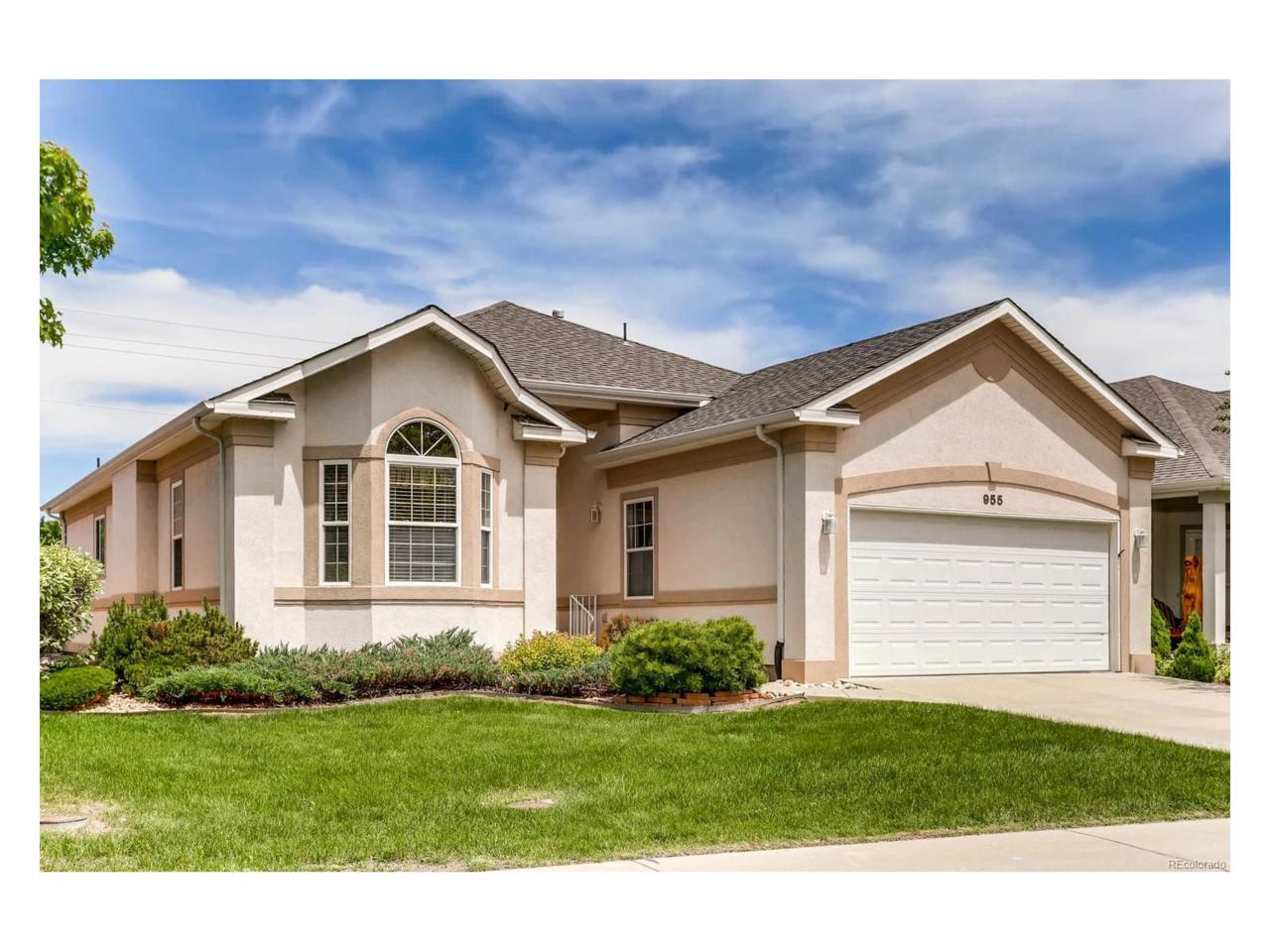 955 Champion Circle, Longmont, CO 80503 (MLS #8283312) :: 8z Real Estate