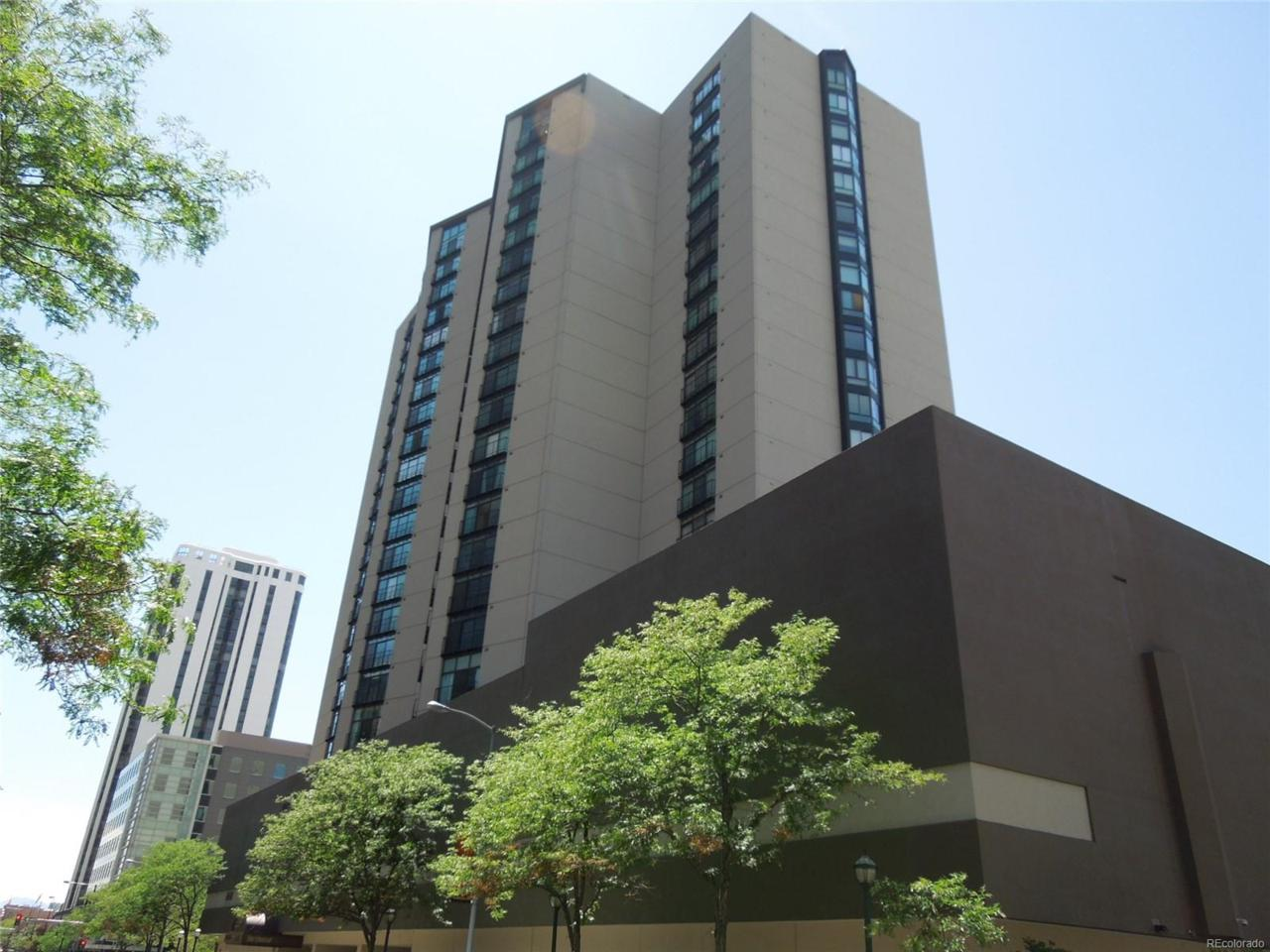 1777 Larimer Street #608, Denver, CO 80202 (MLS #8303552) :: 8z Real Estate