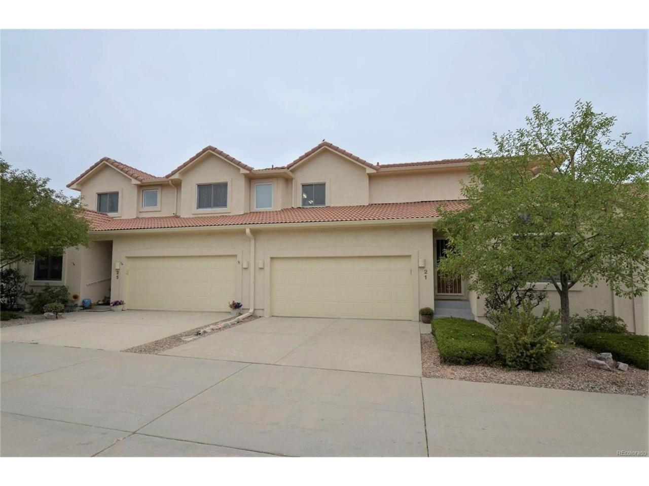 21 Luxury Lane, Colorado Springs, CO 80921 (MLS #8306130) :: 8z Real Estate