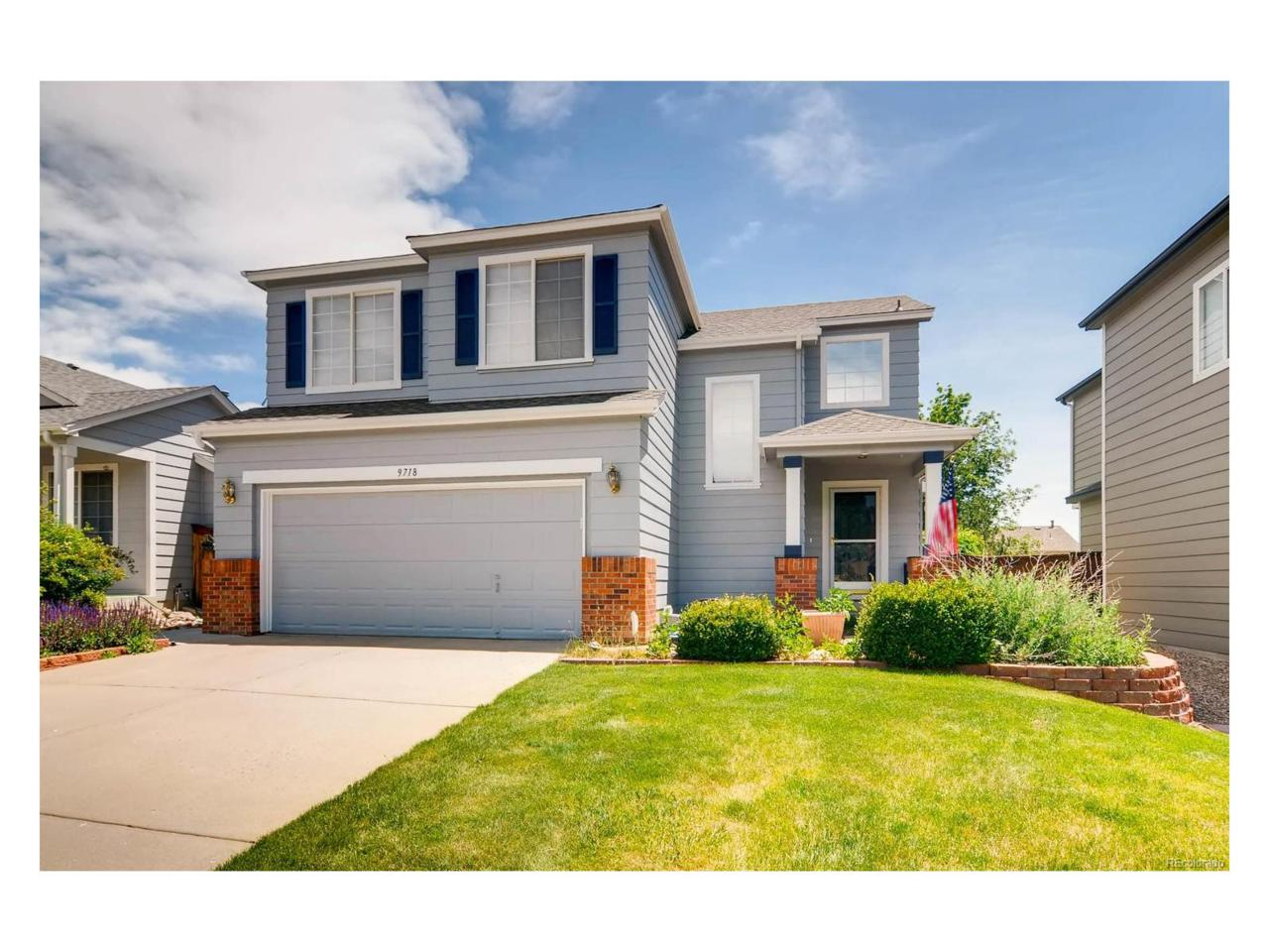 9718 Queenscliffe Drive, Highlands Ranch, CO 80130 (MLS #8313632) :: 8z Real Estate