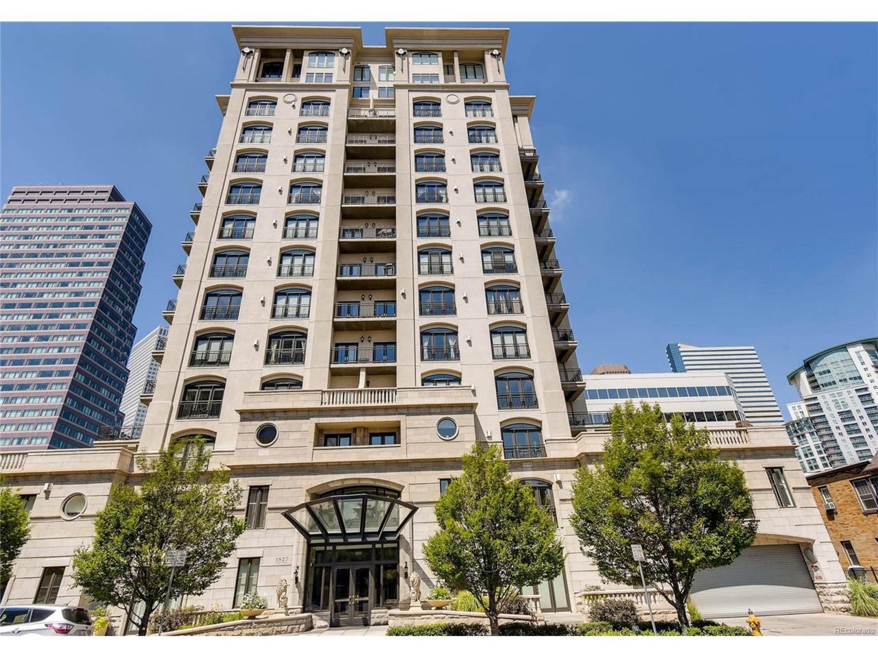1827 N Grant Street #204, Denver, CO 80203 (MLS #8349532) :: 8z Real Estate