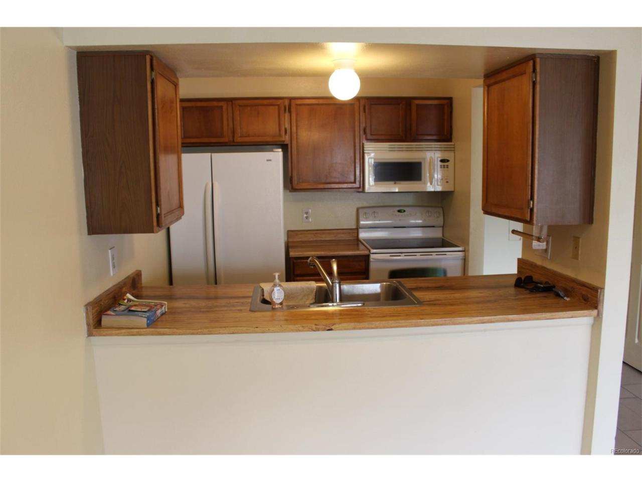 16103 E Alaska Place #16, Aurora, CO 80017 (MLS #8350605) :: 8z Real Estate
