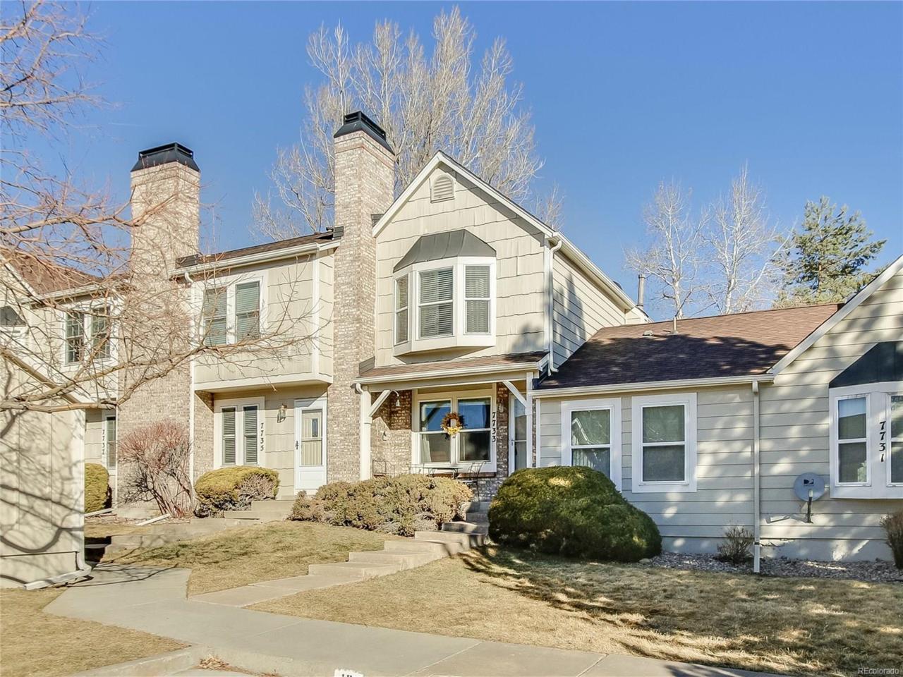 7733 S Steele Street #59, Centennial, CO 80122 (#8365783) :: The Peak Properties Group