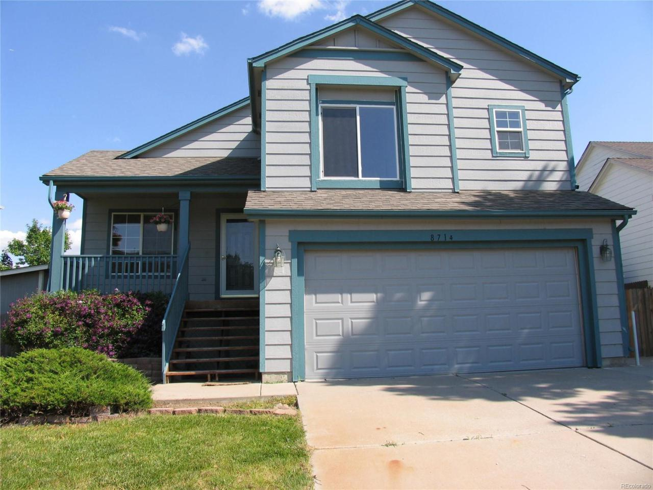 8714 Wildrye Circle, Parker, CO 80134 (MLS #8367569) :: 8z Real Estate