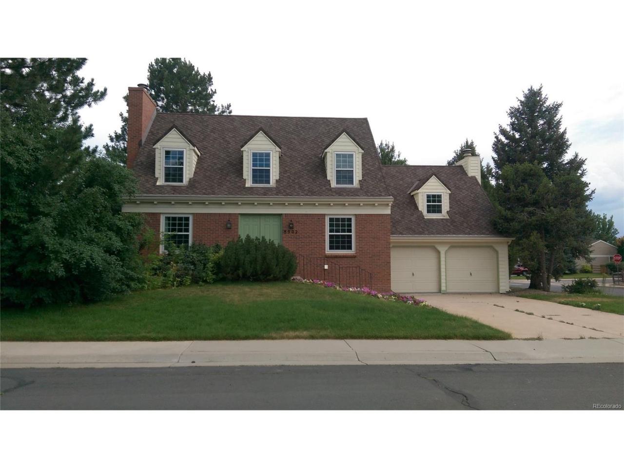 8902 W Progress Place, Littleton, CO 80123 (MLS #8393232) :: 8z Real Estate