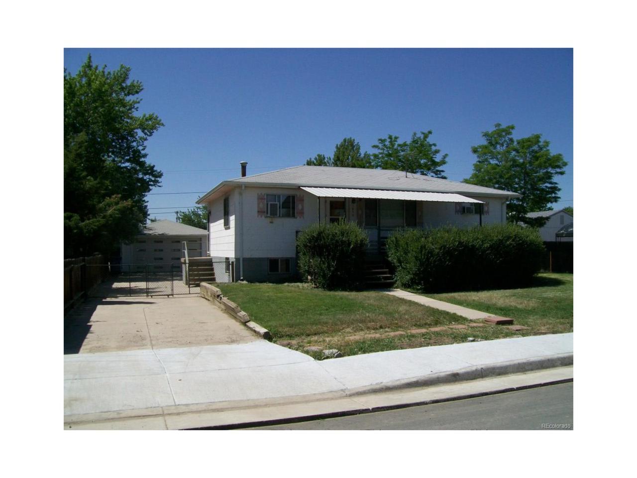 1850 W Girard Avenue, Englewood, CO 80110 (MLS #8403391) :: 8z Real Estate