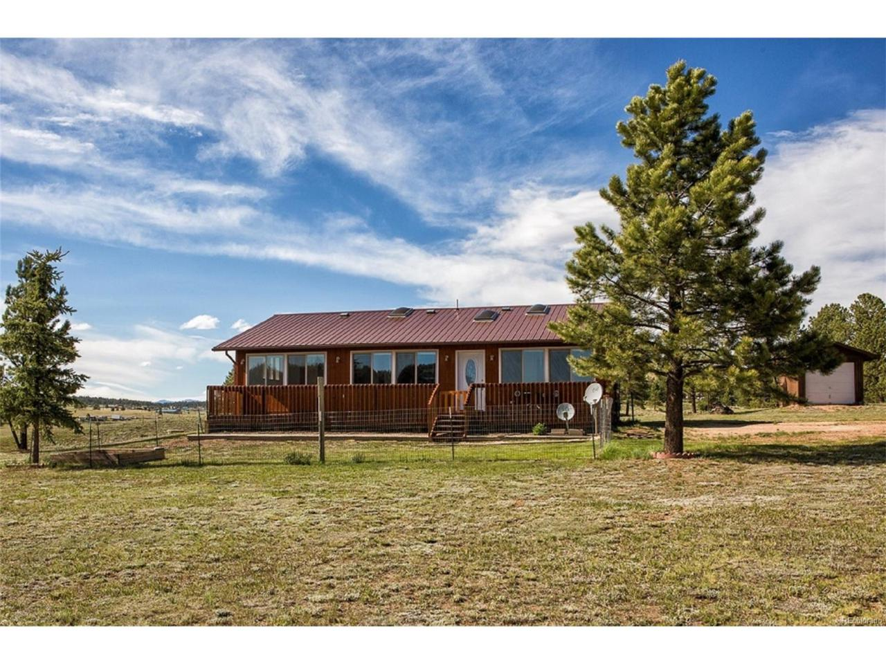 379 High Pasture Road, Florissant, CO 80816 (MLS #8415513) :: 8z Real Estate
