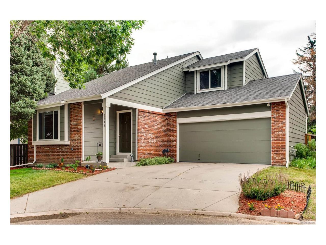 9312 Fernwood Court, Highlands Ranch, CO 80126 (MLS #8445549) :: 8z Real Estate