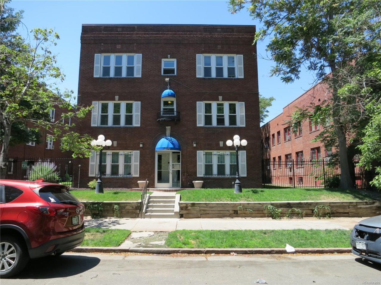 1351 Washington Street #23, Denver, CO 80203 (MLS #8469903) :: 8z Real Estate