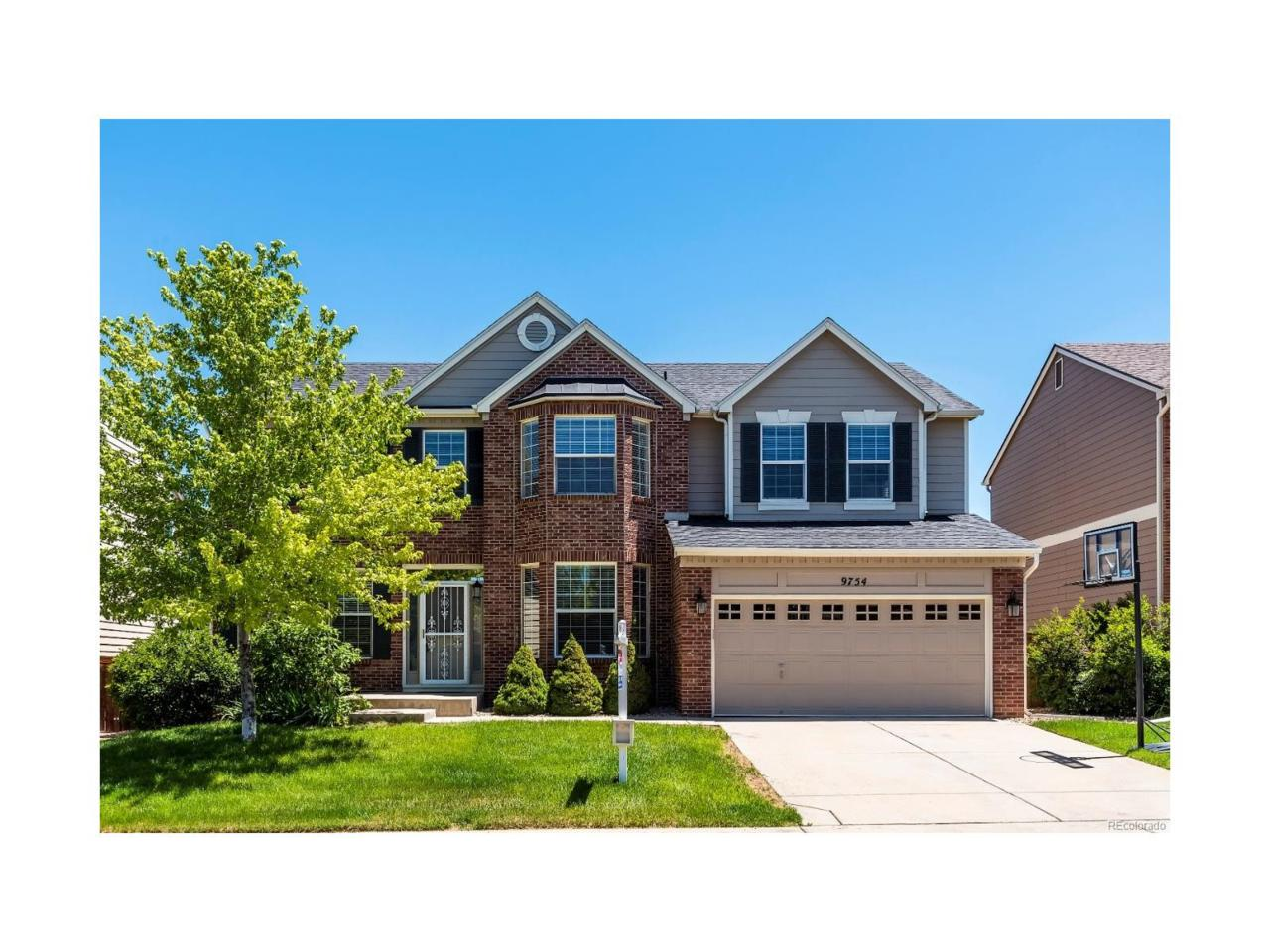 9754 Newcastle Drive, Highlands Ranch, CO 80130 (MLS #8471126) :: 8z Real Estate