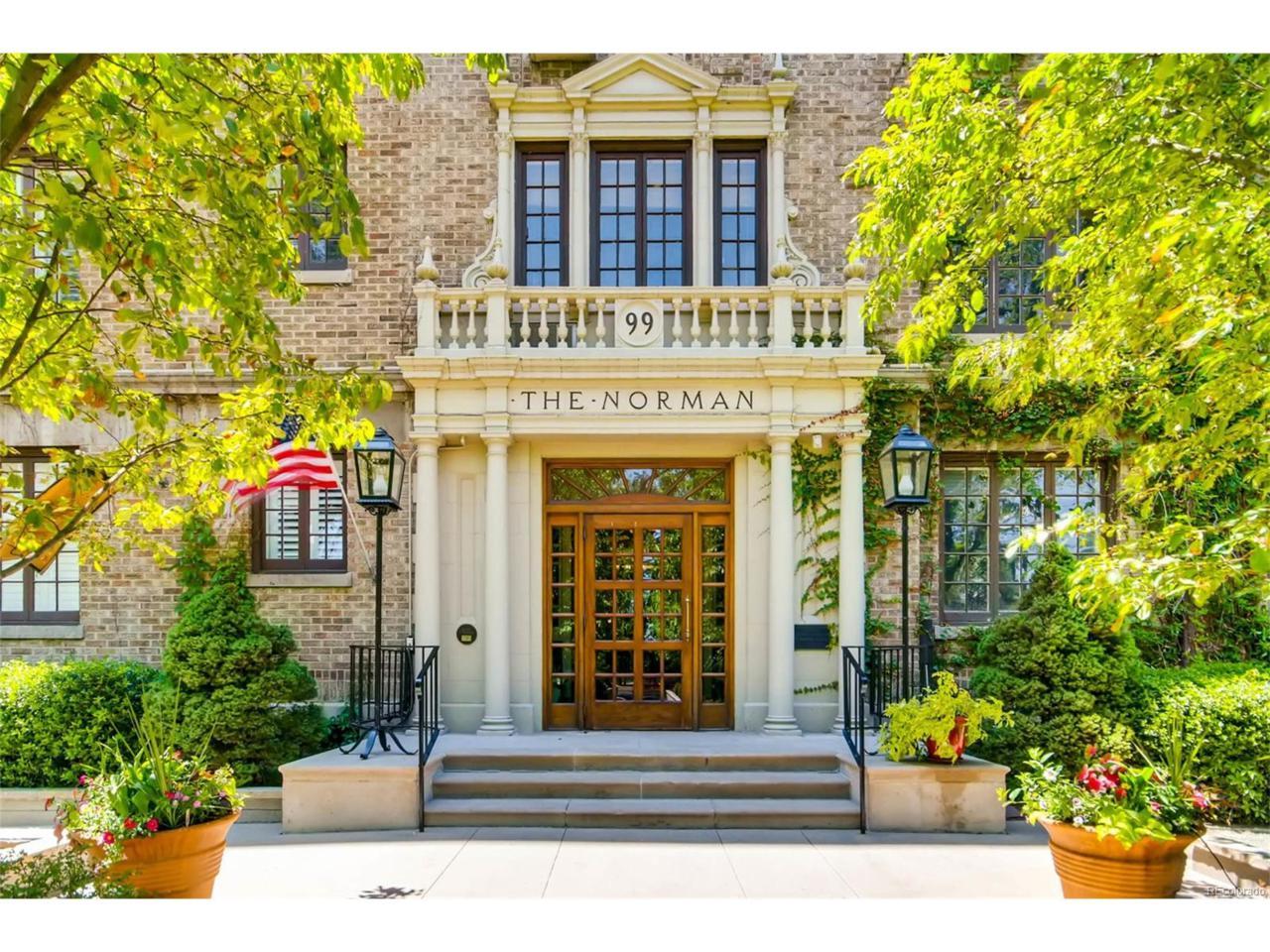 99 S Downing Street #301, Denver, CO 80209 (MLS #8473231) :: 8z Real Estate