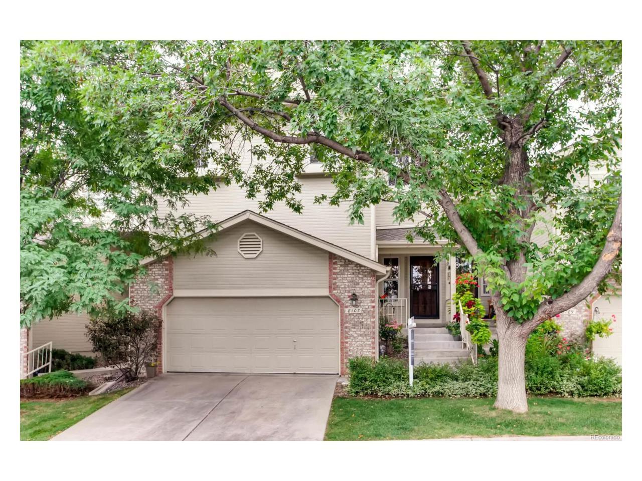 8107 S Humboldt Circle, Centennial, CO 80122 (MLS #8491321) :: 8z Real Estate