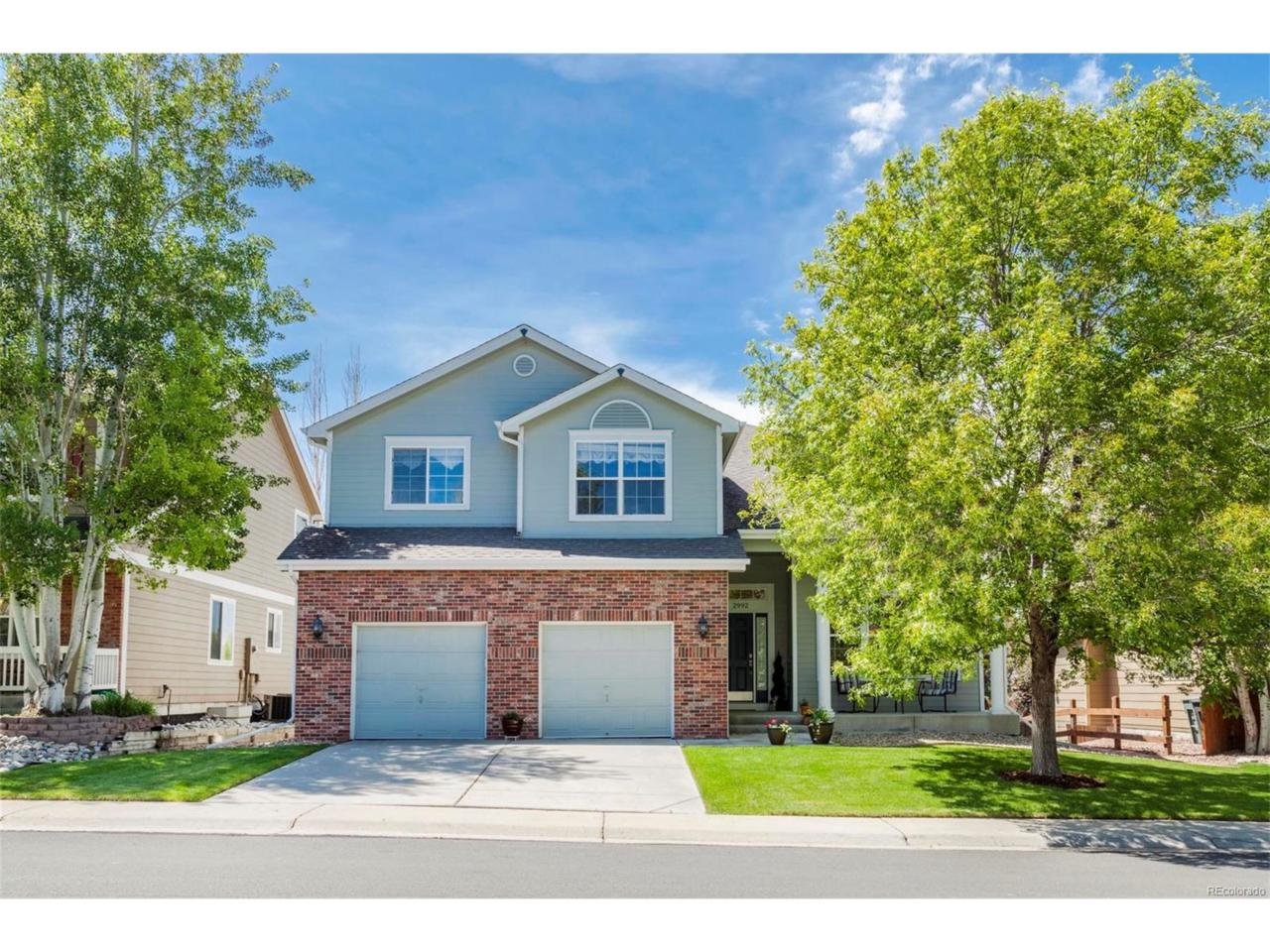 2992 E 135th Place, Thornton, CO 80241 (MLS #8492738) :: 8z Real Estate